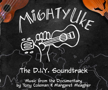 Mighty Uke CD Cover